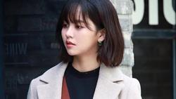 'Em gái mưa' Kim So Hyun khoe ảnh mới xinh tươi sau tai nạn phim trường