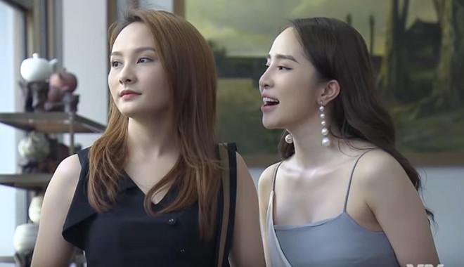 Quỳnh Nga: Rất căng thẳng khi diễn cảnh cưỡng hôn Quốc Trường-3