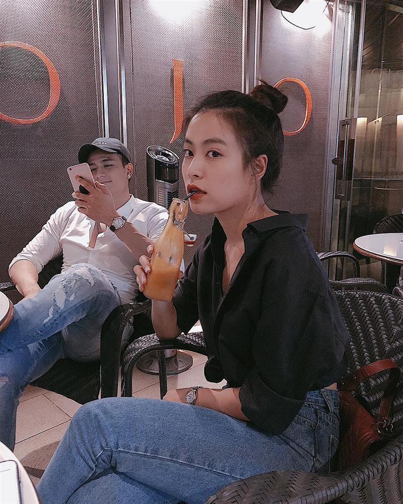 Vĩnh Thụy bất ngờ chia sẻ clip tình tứ với Hoàng Thùy Linh, dân mạng nghi cặp đôi châu về hợp phố-5