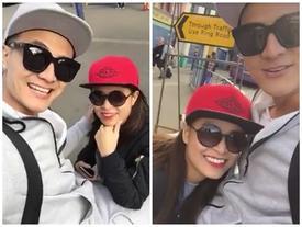 Vĩnh Thụy bất ngờ chia sẻ clip tình tứ với Hoàng Thùy Linh, dân mạng nghi cặp đôi 'châu về hợp phố'