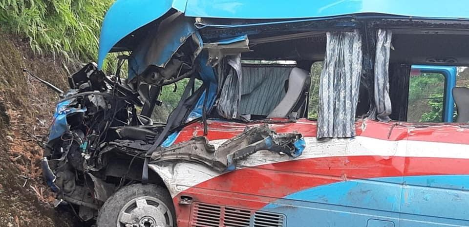 Xe chở cán bộ Cung VH thiếu nhi Hải Phòng gặp nạn ở Tuyên Quang, 2 cô giáo thiệt mạng-3