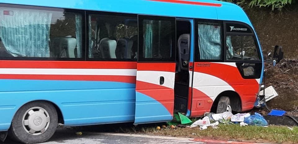 Xe chở cán bộ Cung VH thiếu nhi Hải Phòng gặp nạn ở Tuyên Quang, 2 cô giáo thiệt mạng-4
