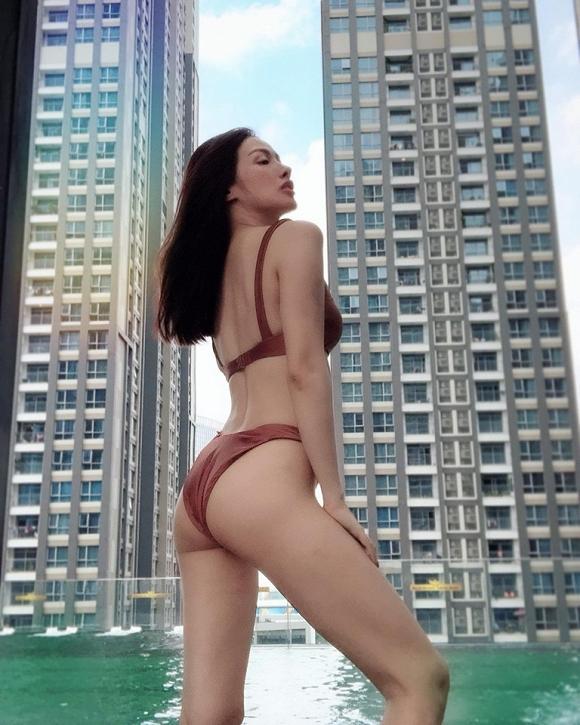 Tự nhận mình ế vì quá sexy, Yaya Trương Nhi tiếp tục khoe body gợi cảm, đốt mắt người nhìn-9