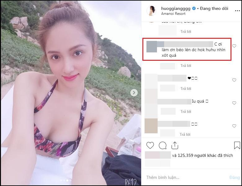 Diện bikini siêu gợi cảm đi biển, Hương Giang để lộ khuyết điểm sắc vóc muốn che cũng không được-5