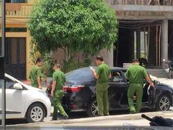 Bố đẻ nghi ngáo đá đánh 2 con nhỏ nguy kịch ở Thái Bình