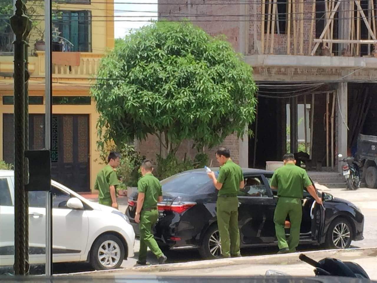 Bố đẻ nghi ngáo đá đánh 2 con nhỏ nguy kịch ở Thái Bình-1