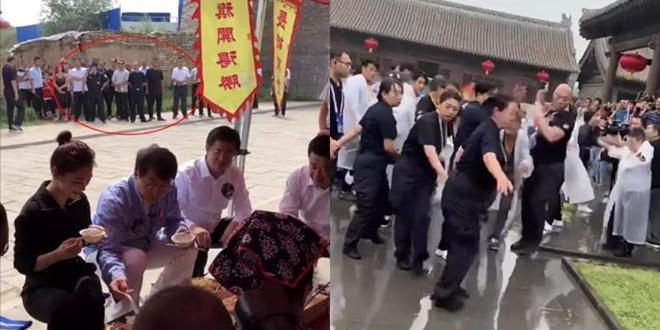 Hàng chục vệ sĩ bảo vệ Thành Long sau vụ Nhậm Đạt Hoa bị tấn công-2