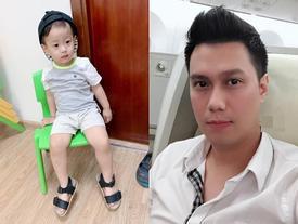 Sau cuộc ly hôn nhiều ồn ào, Việt Anh tuyên bố sẽ làm mọi cách để con trai vào Sài Gòn sống
