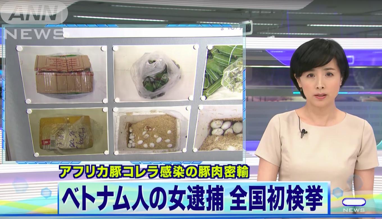 Chồng nữ sinh bị bắt vì mang 360 quả trứng và 10kg thịt lợn sang Nhật: Vợ tôi mang thêm ít đồ để ăn uống cho tiết kiệm-1