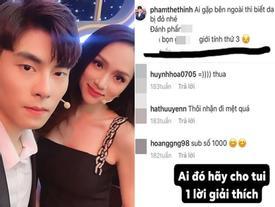 Nhận vô số 'gạch đá' khi xúc phạm cộng đồng LGBT, 'tình tin đồn' của Hương Giang Idol lên tiếng giải thích lý do khiến ai nấy bất ngờ