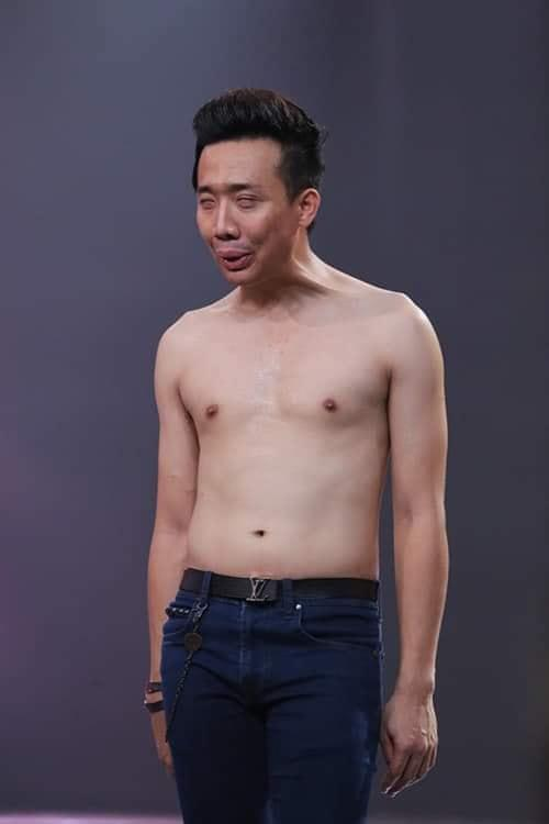 Khoe cảnh tập luyện lấy lại vóc dáng, Trấn Thành bị dân mạng giỡn mặt: Hít xong lấy sức ăn tiếp chứ gì?-3