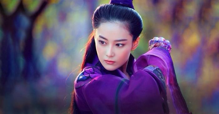 Lộ ảnh Trương Hinh Dư vào vai Tiểu Long Nữ, fans hết lời tán thưởng nhan sắc nữ thần-3