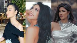 Bản tin Hoa hậu Hoàn vũ 24/7: Hoàng Thùy make-up cũng như không, nhan sắc mờ nhạt lép vế trước dàn đối thủ