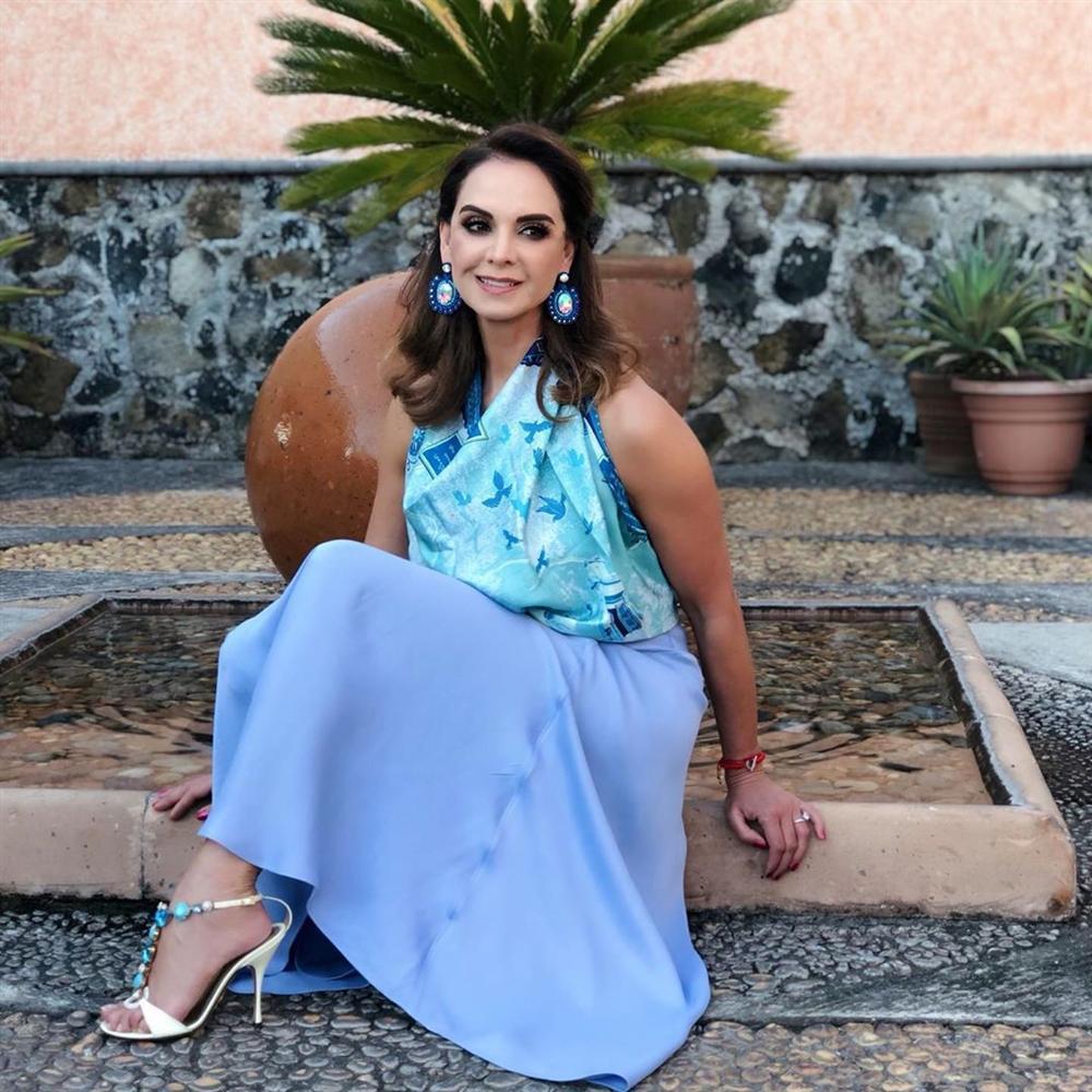 Bản tin Hoa hậu Hoàn vũ 24/7: Hoàng Thùy make-up cũng như không, nhan sắc mờ nhạt lép vế trước dàn đối thủ-6