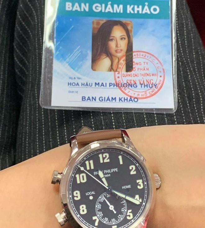 Loạt đồng hồ hàng hiệu giá bằng cả căn nhà của Mai Phương Thúy-7