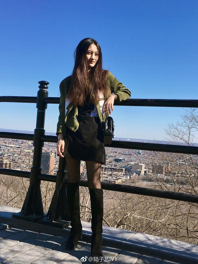 Sao nhí Trung Quốc dậy thì thành công ở tuổi 18-4