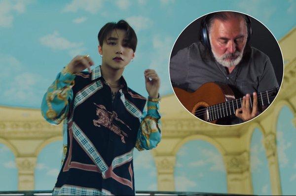 Nghệ sĩ người Nga hóa phép ca khúc Hãy trao cho anh của Sơn Tùng thành phiên bản guitar cực chất!-1