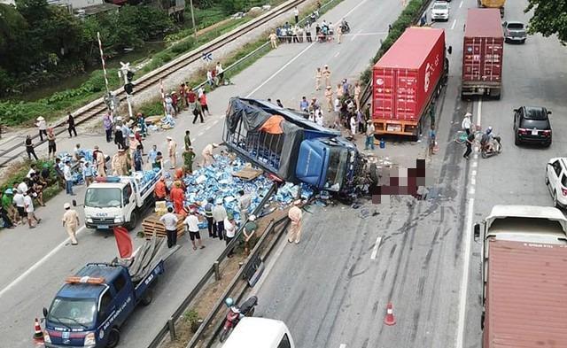 Chuyên gia phong thủy lý giải về 3 vụ tai nạn giao thông liên tiếp ở quốc lộ 5-1