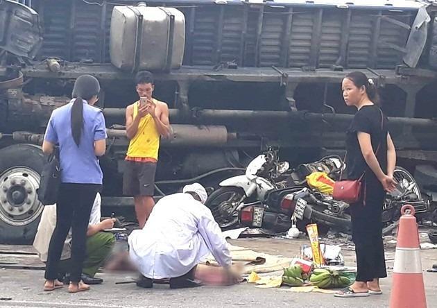 Gia cảnh khốn khó của cặp vợ chồng tội nghiệp trong vụ tai nạn thảm khốc tại Hải Dương-2