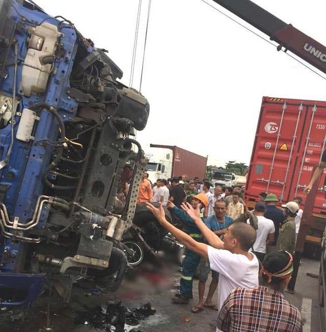 Gia cảnh khốn khó của cặp vợ chồng tội nghiệp trong vụ tai nạn thảm khốc tại Hải Dương-3