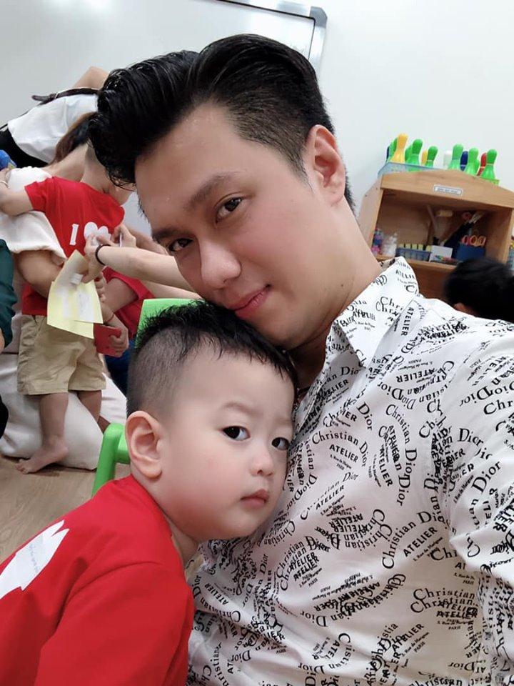 Chỉ đích danh Việt Anh, vợ cũ tuyên bố nam diễn viên không bao giờ đủ tuổi giành được quyền nuôi con-2