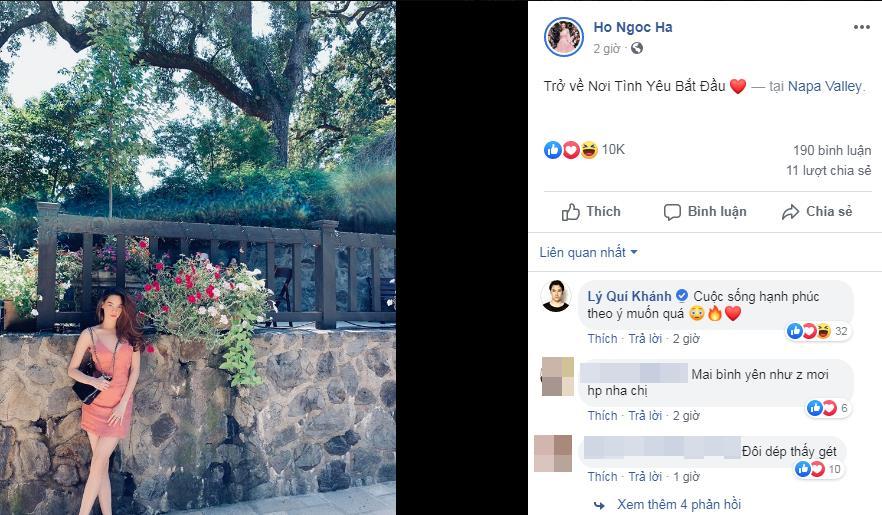Sau lời tuyên bố gây bão không cưới ai, Hồ Ngọc Hà bất ngờ lấp lửng kế hoạch sinh con cho bạn trai Kim Lý-1