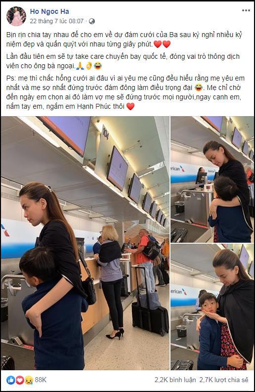 Sau lời tuyên bố gây bão không cưới ai, Hồ Ngọc Hà bất ngờ lấp lửng kế hoạch sinh con cho bạn trai Kim Lý-4