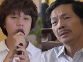 Ánh Dương 'Về Nhà Đi Con' cover ca khúc 'Papa' mượt đến nỗi khiến bố Sơn bật khóc