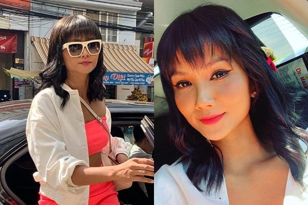 Bản tin Hoa hậu Hoàn vũ 25/7: HHen Niê âm điểm với tóc nối già chát, nhìn tưởng bà thím chứ không phải mỹ nhân-2