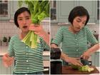 Công thức nước ép cần tây vừa dễ uống lại tăng gấp bội công dụng giảm cân, đẹp da của Châu Bùi
