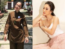 Angela Phương Trinh bất ngờ đăng ảnh sexy sau thời gian dài trung thành với bộ đồ phật tử