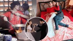 Tròn 1 tháng sau kết hôn, Mai Quỳnh Anh công khai tố Cris Phan 'dê' bất chấp mọi giới tính