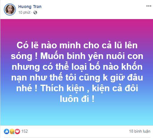 Vợ cũ Việt Anh: Có thể loại bố nào khốn nạn như thế?-2