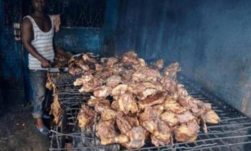 Loài vật này khiến mọi quốc gia kinh hãi nhưng người châu Phi lại nghiện ăn-2