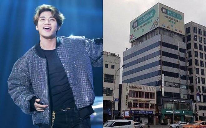 Tòa nhà của Dae Sung (Big Bang) bị nghi là tụ điểm kinh doanh mại dâm-1
