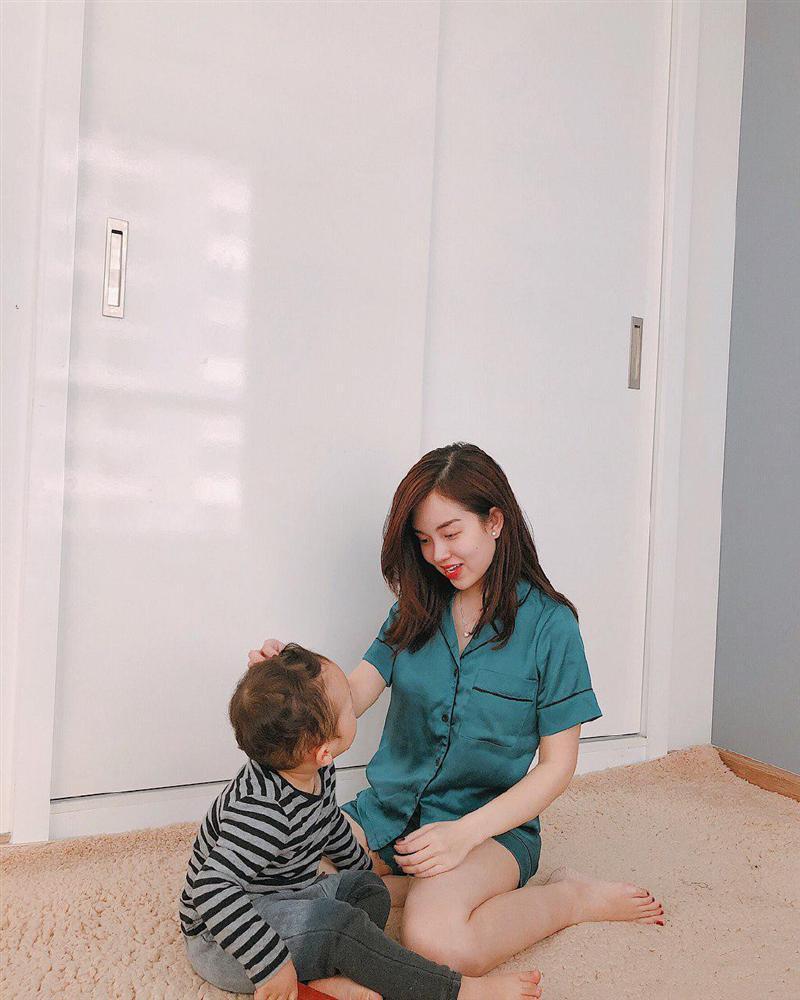 Chỉ là đăng tải loạt ảnh vu vơ, single mom Ly Kute khiến ai nấy xuýt xoa vì ở căn nhà vừa to vừa đẹp-10