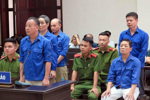 Hưng kính và nhóm đàn em nhận 17 năm 6 tháng tù-1