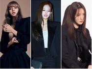 Diện suit đen quyền lực: Dù là Black Pink, SNSD hay Red Velvet cũng hóa soái tỉ ngay lập tức