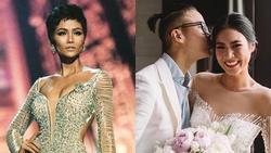 Bản tin Hoa hậu Hoàn vũ 26/7: H'Hen Niê sang Thái làm phù dâu, dân mạng chỉ sợ cô 'chặt' luôn cả tân nương ngày cưới