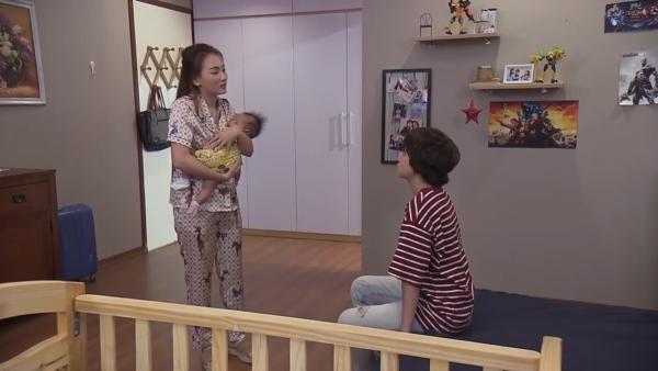 Nhã lộ thân phận thật là Kim, quyết dồn Vũ vào đường cùng trong tập 75 Về Nhà Đi Con-4