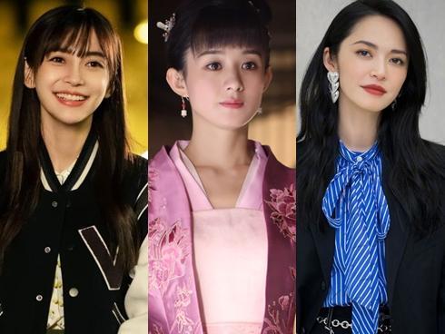 Triệu Lệ Dĩnh lọt vào top 10 nữ chính hot nhất nửa đầu 2019