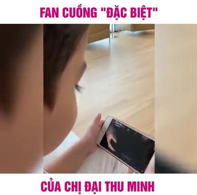 Bật mí clip đặc biệt chứng minh con trai 4 tuổi là fan cuồng của âm nhạc Thu Minh-1