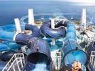 Chi 2.000 USD để trải nghiệm ống trượt xoắn ốc ở Caribbean