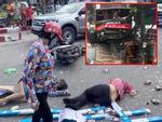 Vụ tai nạn thảm khốc tại Quảng Ninh: Các nạn nhân hiện ra sao?-6