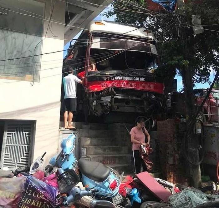 Vụ tai nạn thảm khốc tại Quảng Ninh: Các nạn nhân hiện ra sao?-1