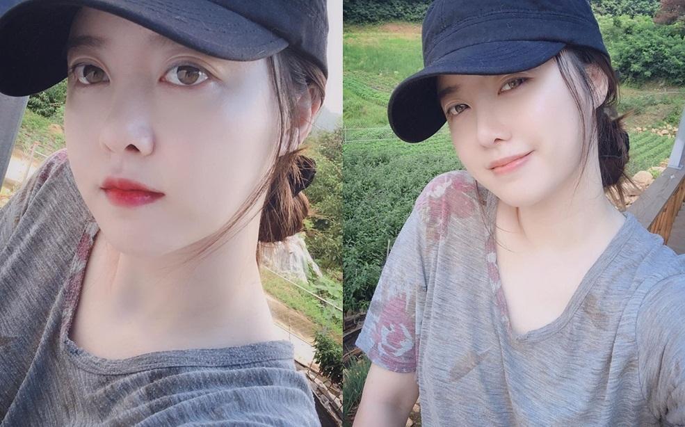 Nàng cỏ Goo Hye Sun khoe ảnh xinh đẹp nhưng vắng bóng ông xã giữa ồn ào rạn nứt hôn nhân-1