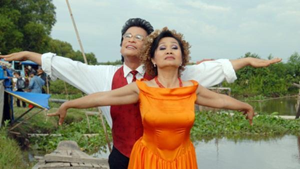 Danh hài cưới danh hài: Đoạn kết hôn nhân chua xót và nhiều nước mắt-5