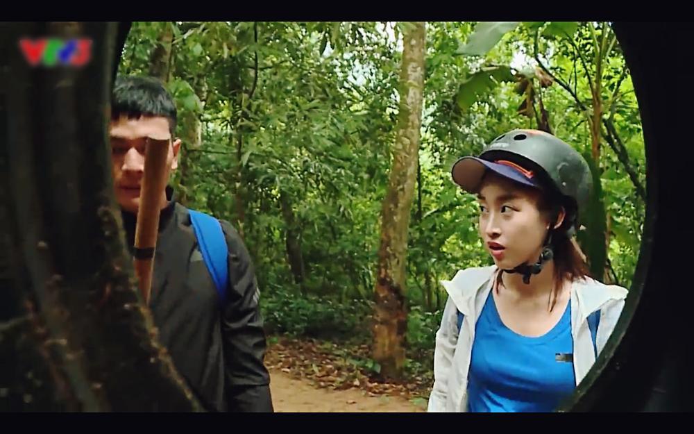 Ghê tay khi chặt cá, hoa hậu Đỗ Mỹ Linh bị ném đá vì tính cách quá tiểu thư tại Cuộc đua kỳ thú-5