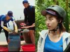 Ghê tay khi chặt cá, hoa hậu Đỗ Mỹ Linh bị 'ném đá' vì tính cách quá tiểu thư tại 'Cuộc đua kỳ thú'