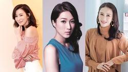 Xa Thi Mạn và những minh tinh xinh đẹp từng thống trị TVB một thời